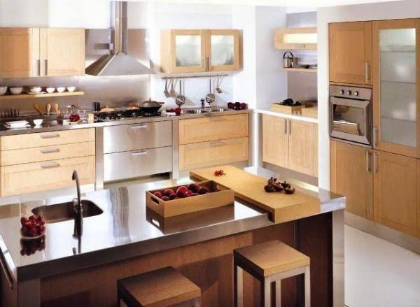 Cómo diseñar una cocina Feng Shui